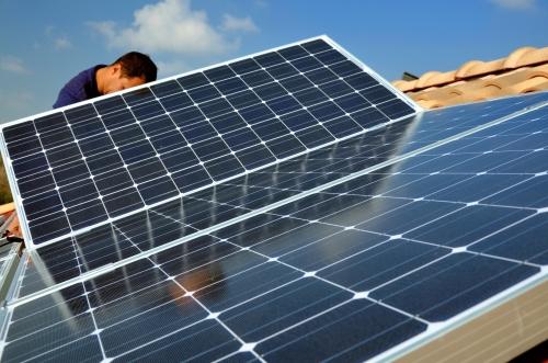 Klimaneutrale Stromerzeugung